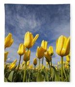 Woodburn, Oregon, United States Of Fleece Blanket