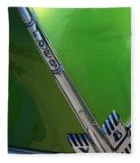 40 Ford - Grill Detail-8610 Fleece Blanket