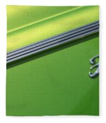 40 Ford - Logo-8589 Fleece Blanket