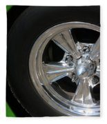 40 Ford-driver Rear Wheel 2-8577 Fleece Blanket