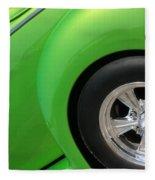 40 Ford-driver Rear Wheel-8581 Fleece Blanket