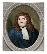 Anton Van Leeuwenhoek, Dutch Fleece Blanket