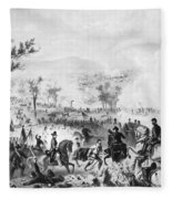 Civil War: Gettysburg Fleece Blanket