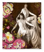 Goddesses Fleece Blanket