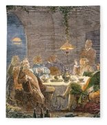 James Watt (1736-1819) Fleece Blanket