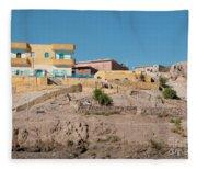 Nubians Nile Philae Fleece Blanket
