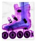 Rollerblade Boot Fleece Blanket