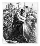 Shakespeare: Othello Fleece Blanket