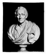 Baron De Montesquieu Fleece Blanket