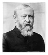 Benjamin Harrison Fleece Blanket