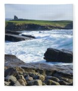 Classiebawn Castle, Mullaghmore, Co Fleece Blanket