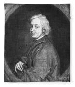 John Dryden (1631-1700) Fleece Blanket