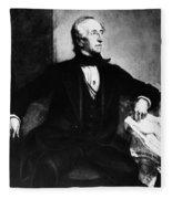 John Tyler (1790-1862) Fleece Blanket