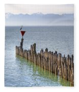 Lake Constance Fleece Blanket