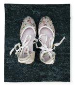 Shoes Fleece Blanket