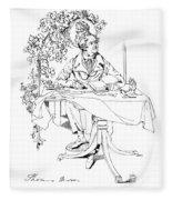 Thomas Moore (1779-1852) Fleece Blanket