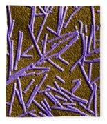 Tobacco Mosaic Virus, Tem Fleece Blanket