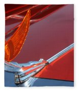 75 Caddy Emblem 7848 Fleece Blanket