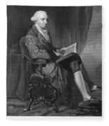 John Hancock (1737-1793) Fleece Blanket