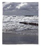 Kampen - Sylt Fleece Blanket