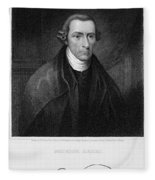Patrick Henry (1736-1799) Fleece Blanket