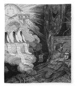 Thomas Paine (1737-1809) Fleece Blanket