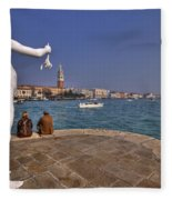Venice - Italy Fleece Blanket