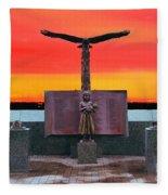 9-11  West Orange Nj Fleece Blanket