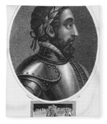 Henry II (1519-1559) Fleece Blanket