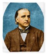 Jean-martin Charcot, French Neurologist Fleece Blanket
