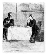 John Brown (1800-1859) Fleece Blanket