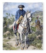 Napoleon I (1769-1821) Fleece Blanket
