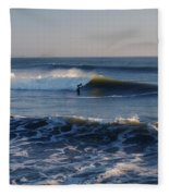 Surfers Make The Ocean Better Series Fleece Blanket