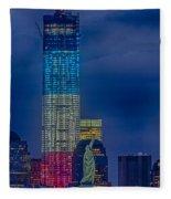 A Look At Freedom Fleece Blanket