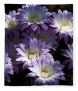 A Touch Of Lavender  Fleece Blanket