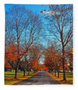A Walk To Remember  Fleece Blanket