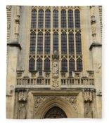 Abbey Door Fleece Blanket