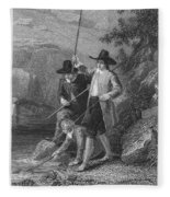 Absolon: Fishermen Fleece Blanket
