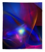 Abstract 092111 Fleece Blanket