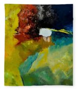 Abstract 1811804 Fleece Blanket