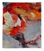 Abstract 1852321 Fleece Blanket