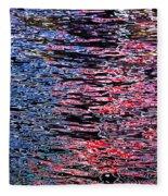 Abstract 367 Fleece Blanket
