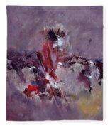 Abstract 6621301 Fleece Blanket