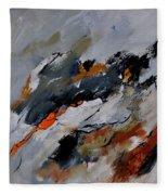 Abstract 66217020 Fleece Blanket