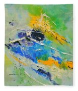 Abstract 6621803 Fleece Blanket
