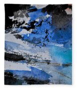 Abstract 69211050 Fleece Blanket