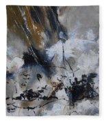 Abstract 692140 Fleece Blanket