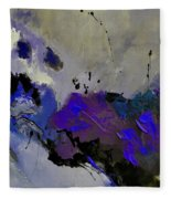 Abstract 69451223 Fleece Blanket