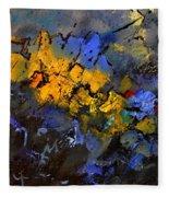 Abstract 795624 Fleece Blanket