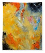 Abstract 8821012 Fleece Blanket